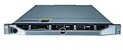 Dell PowerEdge R610, 2x Xeon X5650 2.66GHz Six Core Processors, 64GB Memory, 6x 2.5″ Hard Drive Trays with Screws, PERC 6/i Controller, iDRAC6 Enterprise, 2x Power Supplies, Rails, Front Bezel