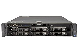 High-End Virtualization Server 12-Core 128GB RAM 12TB RAID Dell PowerEdge R710