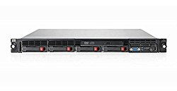 HP ProLiant DL360 G6 1U 64-bit Server with 2xQuad-Core E5540 Xeon 2.53GHz Processor, 16GB RAM, 4x146GB 10K SAS HDD, RAID, DVD-ROM, 460W Hot Plug Power Supply