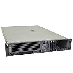 HP ProLiant DL380 G5 Dual Xeon Quad-Core X5450 3.0GHz 8GB 3x146GB 10K SAS DVD 2U Server w/Video & Dual GbLAN – No OS