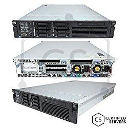 HP ProLiant DL380 G7 2 x 2.66Ghz X5650 Six Core 48GB 8x 300GB 10K SAS 6G 2PS