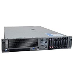 HP Proliant DL380 Gen5 Server with 2×2.66GHz Quad Core Processors and 8GB Memory – – 2X146GB 10K SAS Hard Drives – No OS –