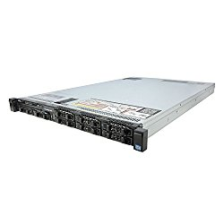 DELL PowerEdge R620 Server 2x 2.90Ghz E5-2690 8 Core 192GB 8x 600GB 10K SAS