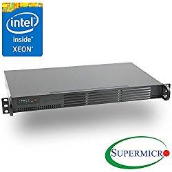 Supermicro Xeon D-1518 Mini 1U Rackmount w/ Dual Intel 10GbE, IPMI, RS-SMX104C4N