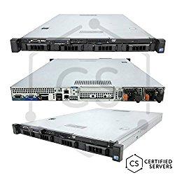 Dell PowerEdge R410 Server – 2x 2.4GHz Quad Core E5530 – 32GB RAM – 2 x 146GB 15K – 6/IR