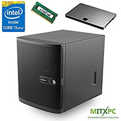 Supermicro SuperServer 5029S-TN2 Intel Core i5-6500 Mini-Tower Server w/ 8GB, 256GB 2.5″ SSD – Configured and Assembled by MITXPC