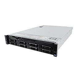 High-End DELL PowerEdge R720 Server 2x 2.60Ghz E5-2670 8C 192GB 8x 2TB (Certified Refurbished)