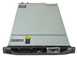 DELL PowerEdge R610 6 Bay Server 2.26Ghz L5520 Quad Core 24GB 1 PSU PERC 6/i DVD-ROM