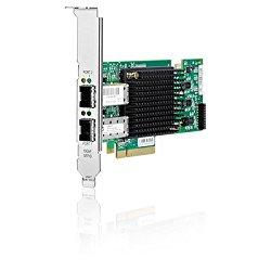 HP NC552SFP 10Gb 2-port Ethernet Server Adapter – network adapter … (614203-B21) –