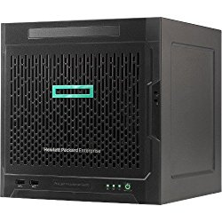 HPE 873830-S01 ProLiant MicroServer Gen10 Ultra Micro Tower Server 1 x AMD Opteron X3216 Dual-core (2 Core) 1.6GHz 8GB Installed DDR4 SDRAM Serial ATA/600 Controller 0, 1, 10 RAID Levels – 1 x 200 W