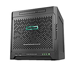 MicroServer Gen10 Tower Server for Business, AMD Opteron X3421 up to 3.4GHz, 32GB RAM, 8TB Storage, RAID, Windows Sever 2016, 3 Year Warranty