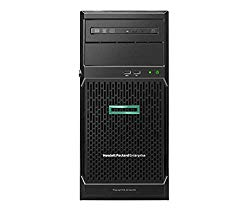HPE ProLiant ML30 Gen10 Tower Server, Intel Xeon E-2124 Quad-Core 3.3GHz 8MB, 32GB DDR4 RAM, 8TB Storage, RAID, iLO 5, 3 Years Warranty