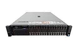Premium Dell PowerEdge R730 16 Bay SFF Server, 2X Intel Xeon E5-2680 V3 2.5GHz 12 Core, 384GB DDR4, H330 RAID, 12x Trays Included, 2X 750W PSUs, No Rails Included (Certified Refurbished)