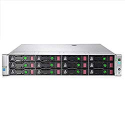 HP Proliant DL380 Gen9 12B LFF 2X E5-2609v3 Six Core 1.9Ghz 32GB H240ar (Certified Refurbished)