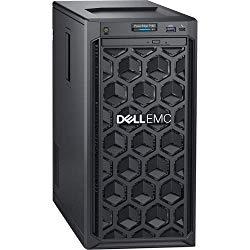 Dell EMC PowerEdge T140 Mini-Tower Server – 1 x Xeon E-2124-8 GB RAM – 1 TB (1 x 1 TB) HDD – 12Gb/s SAS, Serial ATA/600 Controller – 1 Processor Support – 64 GB RAM Support – Gigabit Ethernet – No –