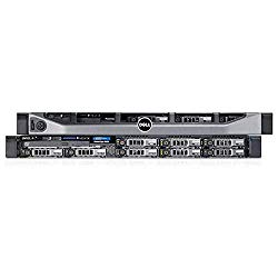 Dell PowerEdge R620 Server | 2X 2.20GHz 16 Cores | 128GB | H310 | 4X 600GB 10K (Renewed)