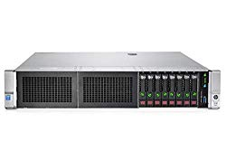 Enterprise Proliant DL380 G9 Server | 2X 2.60GHz 20 Cores | 64GB | P440 | 8X 500GB New SSD (Renewed)