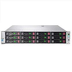 HP Proliant DL380 Gen9 12B LFF 2X E5-2630v3 Eight Core 2.4Ghz 64GB 12x 4TB SAS H240ar