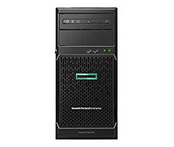 HPE ProLiant ML30 Gen10 Tower Server, Intel Xeon E-2124 Quad-Core 3.3GHz 8MB, 32GB DDR4 RAM, 8TB Storage, RAID, iLO 5, Windows 2019, 3 Years Warranty