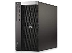 Dell Precision T7610 Desktop Workstation, 2X Intel Xeon E5-2660 2.2GHz 8 Core, 32GB DDR3 RAM, Quadro NVS 300, 500GB 10K HDD, No Operating System (Certified Refurbished)