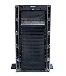 Dell PowerEdge T420 Tower Server, 2 x 6 Core Intel Xeon 2.2GHz, 16GB, 1.2TB SAS, (Renewed)