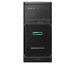 HPE ProLiant ML30 Gen10 Tower Server, Intel Xeon E-2124 Quad-Core 3.3GHz 8MB, 32GB DDR4 RAM, 4TB SSD, RAID, iLO 5
