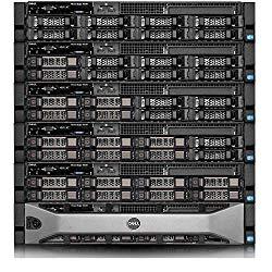 Dell PowerEdge R720 Server | 2X E5-2670 16 Cores | 192GB | H710 | 8X 4TB SAS (Renewed)