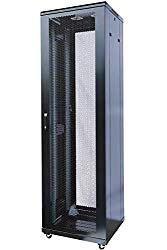 "42U Rack Mount Internet/Network Server Cabinet 1000MM (39.5"") Deep with Server Fan"