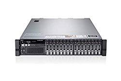 Dell Poweredge R820 16 Bay Server | 4X E5-4640v2 40 Cores | 96GB | H310 | 8X 600GB SAS (Renewed)
