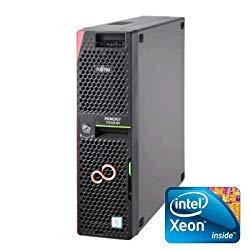 Fujitsu Mini Tower Server PRIMERGY TX1320 M3 intel Xeon (E3-1230v6/HT/4C/8T) Hyper-Threading High Performance Server Ultra Compact