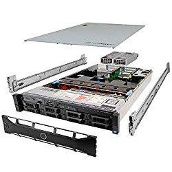 TechMikeNY Server 2X 2.90Ghz E5-2690 8C 384GB 8X 4TB High-End PowerEdge R720 (Renewed)