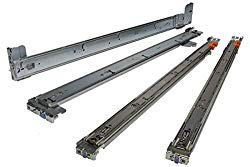 Dell PowerEdge R320/R420/R620 Server Sliding Rails 1U RAIL KIT 09D83F (Certified Refurbished)