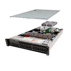 TechMikeNY Server 2X 2.00Ghz E5-2650 8C 48GB 16x 1TB SAS Economy PowerEdge R720 (Renewed)