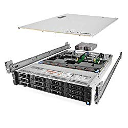 TechMikeNY Server 2X 2.60Ghz E5-2640v3 8C 64GB 360GB SSD + 24TB PowerEdge R730xd (Renewed)